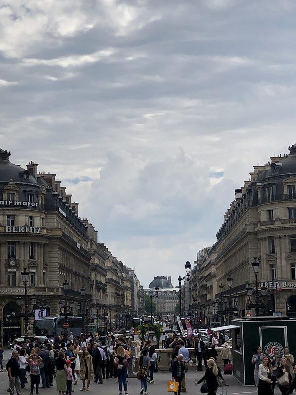 フランス旅 ⑧ パリの自由行動 後悔編