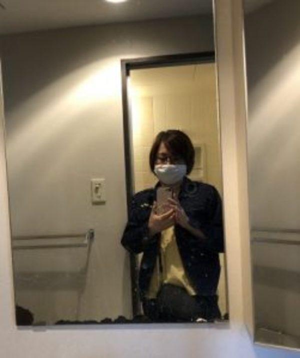 マスク生活(;^_^A